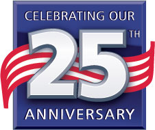 Our 25th Year!