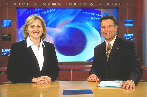 KIVI-TV, Boise, ID | Modular Broadcast Design