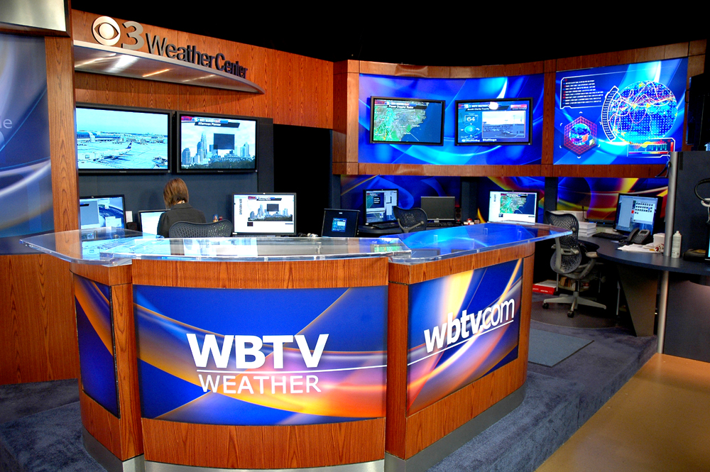 WBTV-TV, Charlotte, NC