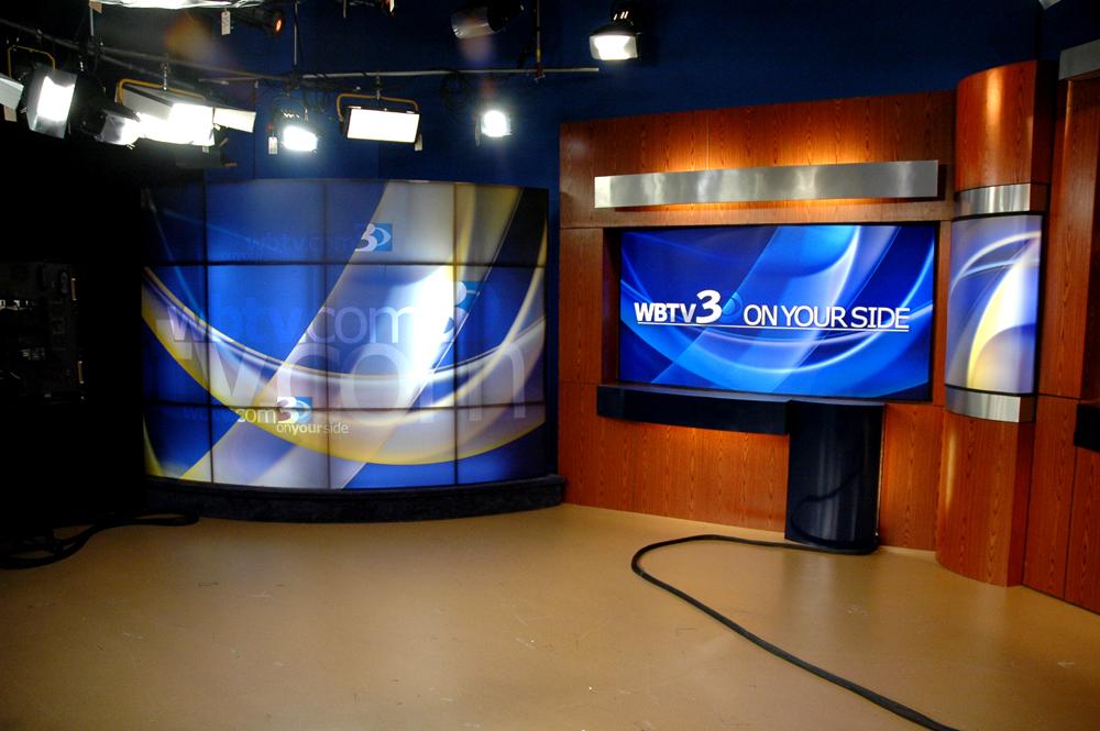 WBTV-TV, Charlotte, NC | Modular Broadcast Design
